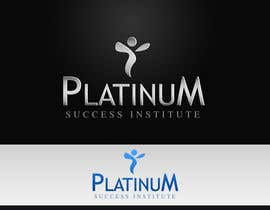 nº 312 pour Logo Design for Platinum Success Institute par paalmee