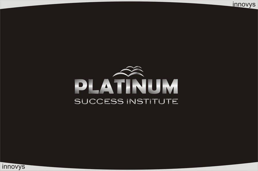 Inscrição nº 635 do Concurso para Logo Design for Platinum Success Institute