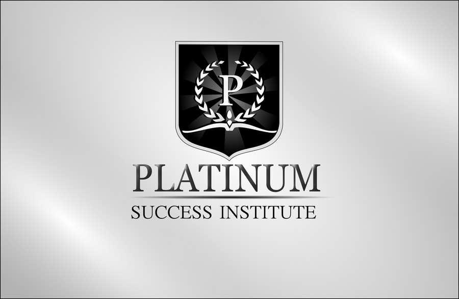 Inscrição nº 184 do Concurso para Logo Design for Platinum Success Institute