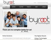 Graphic Design Contest Entry #72 for Develop a Corporate Identity for byroot Technologies