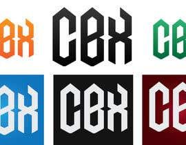 #34 untuk Design logo CBX oleh KiVii