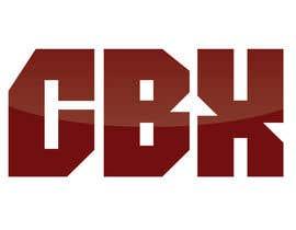 #60 untuk Design logo CBX oleh KiVii