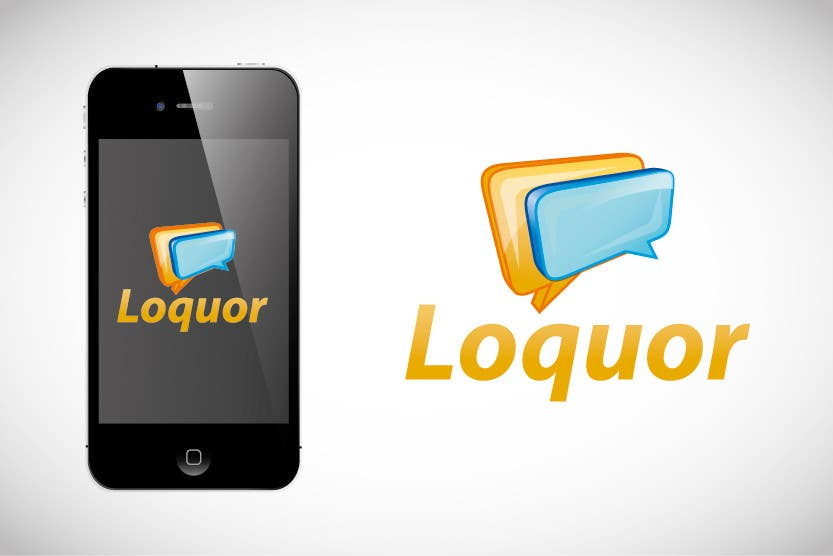 "#9 for Design a Logo for a mobile application ""Loquor"" by Arts360"