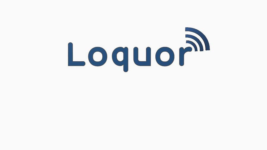 "#19 for Design a Logo for a mobile application ""Loquor"" by truongbk24"