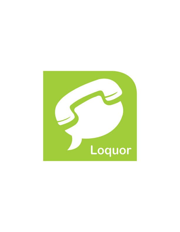 "#61 for Design a Logo for a mobile application ""Loquor"" by ravinsharma"