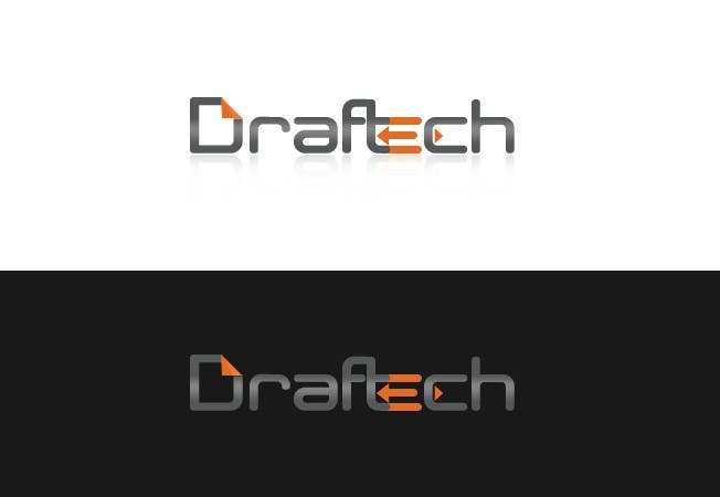 #412 for Design a Logo for Draftech by finaldesigner