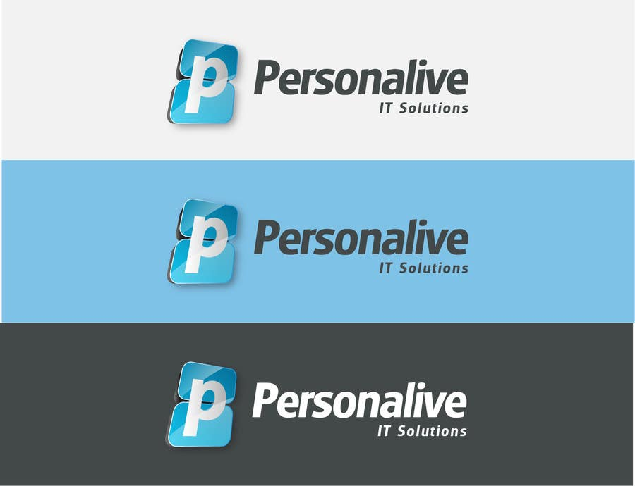 #51 for Design a Logo for Personalive Services by pkapil
