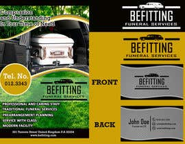 #48 for Design a  logo, business card and a flyer for  Hearse Rental Business af armanlim