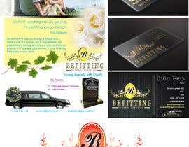nº 29 pour Design a  logo, business card and a flyer for  Hearse Rental Business par utrejak
