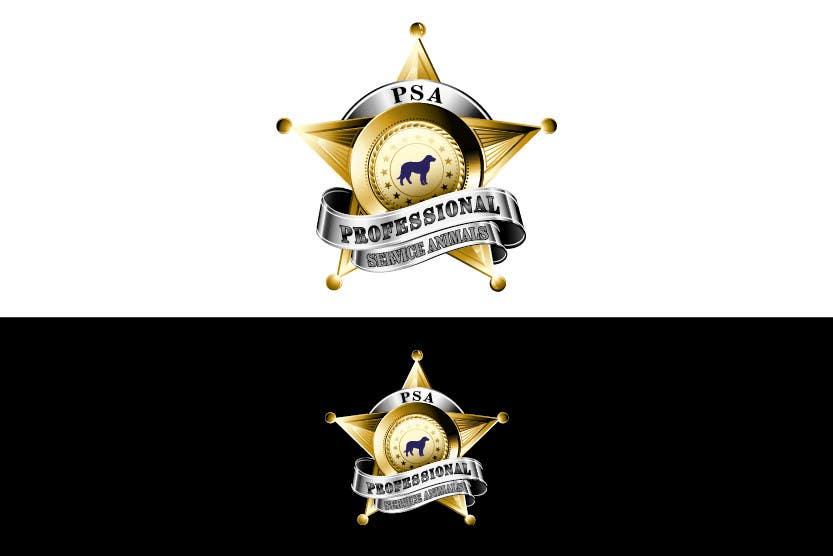 Bài tham dự cuộc thi #                                        19                                      cho                                         Design a Logo for PSA (Professional Service Animals)