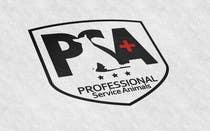 Bài tham dự #32 về Graphic Design cho cuộc thi Design a Logo for PSA (Professional Service Animals)