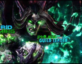 SleekPixels tarafından Design Me a Signature for my guild forums. için no 4