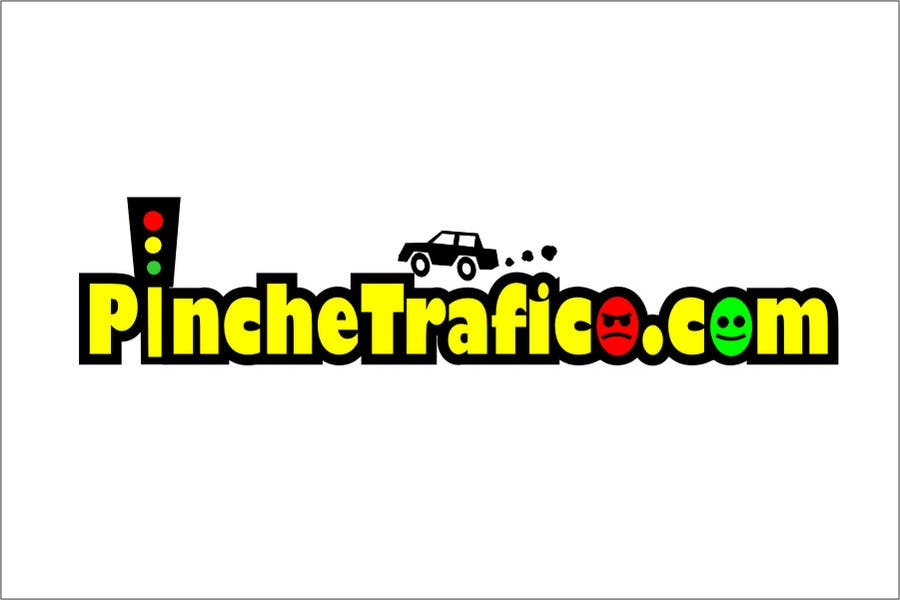 Contest Entry #                                        47                                      for                                         Graphic Design for PincheTrafico.com
