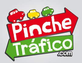 #44 for Graphic Design for PincheTrafico.com af theideascrew