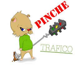 #36 for Graphic Design for PincheTrafico.com af bulletirde
