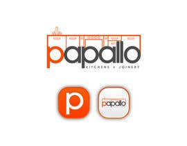 #26 untuk Design a Logo for Papallo Kitchens & Joinery oleh studioprieto