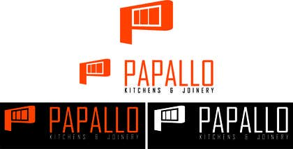 #29 untuk Design a Logo for Papallo Kitchens & Joinery oleh eltorozzz