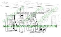 Graphic Design Inscrição do Concurso Nº2 para :) :) :) SIMPLE Cartoon Drawing!!! NEED SOON! BEFORE END OF CONTEST!!!!