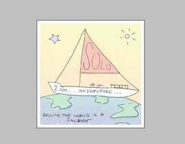 #23 cho 2 Boys, one adventure around the world by sailboat bởi Annuskha