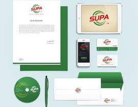 #24 cho Develop a Corporate Identity for SUPA brand bởi pankaj86