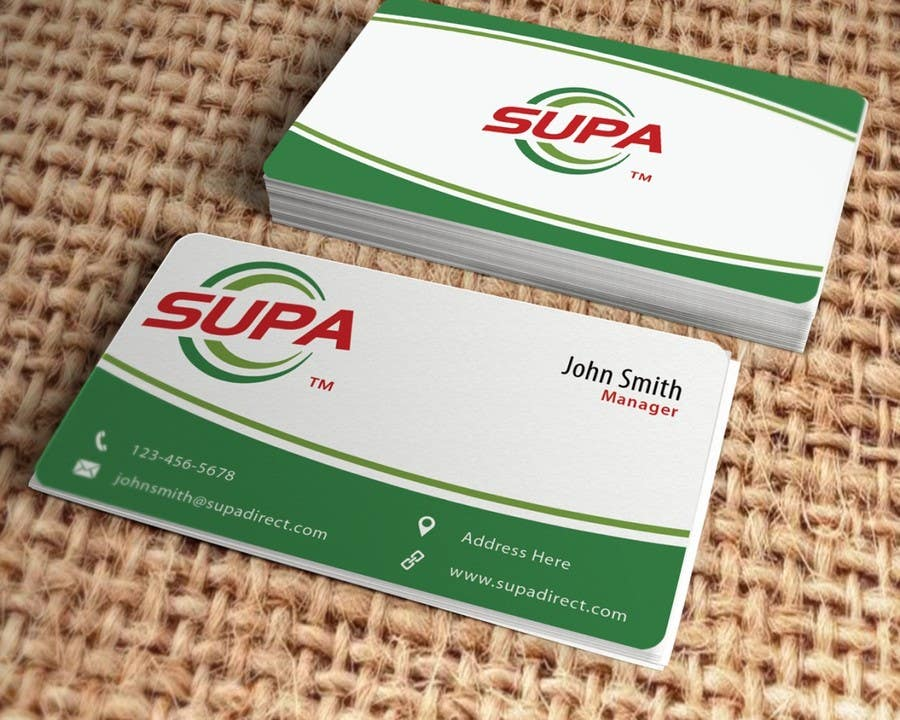 #31 for Develop a Corporate Identity for SUPA brand by pankaj86