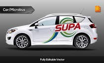 Contest Entry #19 for Develop a Corporate Identity for SUPA brand