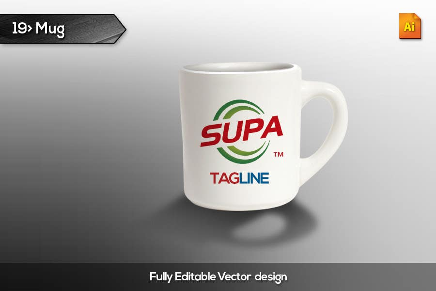 #20 for Develop a Corporate Identity for SUPA brand by xtreemsteel