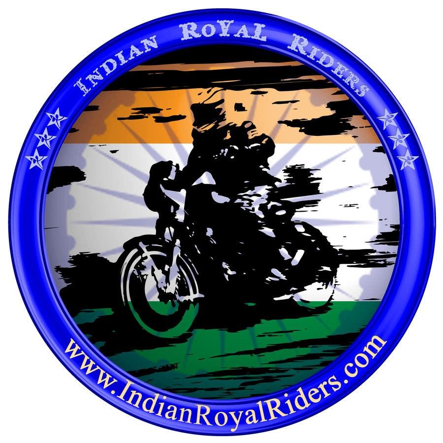 Inscrição nº                                         16                                      do Concurso para                                         Design a Logo for Indianroyalriders.com