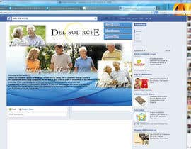 #44 for Design a Facebook Landing page for Del Sol RCFE by Toy20
