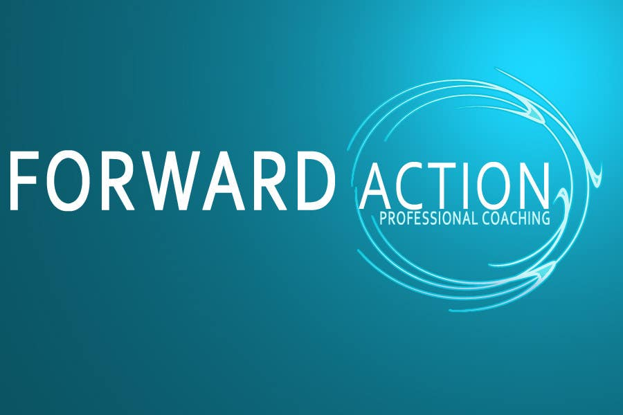 """Contest Entry #334 for Logo Design for Forward Action   -    """"Business Coaching"""""""
