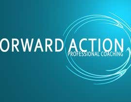 "#302 para Logo Design for Forward Action   -    ""Business Coaching"" de photoshopkiller"