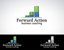 "#31 untuk Logo Design for Forward Action   -    ""Business Coaching"" oleh tomasarad"
