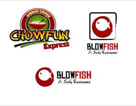 #180 for Design two Logos for a Chinese restaurant and a sushi restaurant by saimarehan