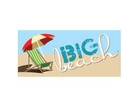 #34 for Logo Design for Big Beach af AndyGFX71