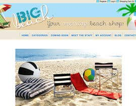 #38 para Logo Design for Big Beach por AndyGFX71