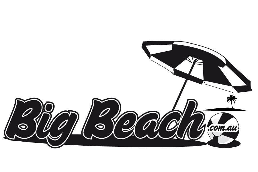 Contest Entry #125 for Logo Design for Big Beach