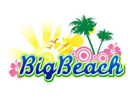 #44 para Logo Design for Big Beach de graphicmaestro