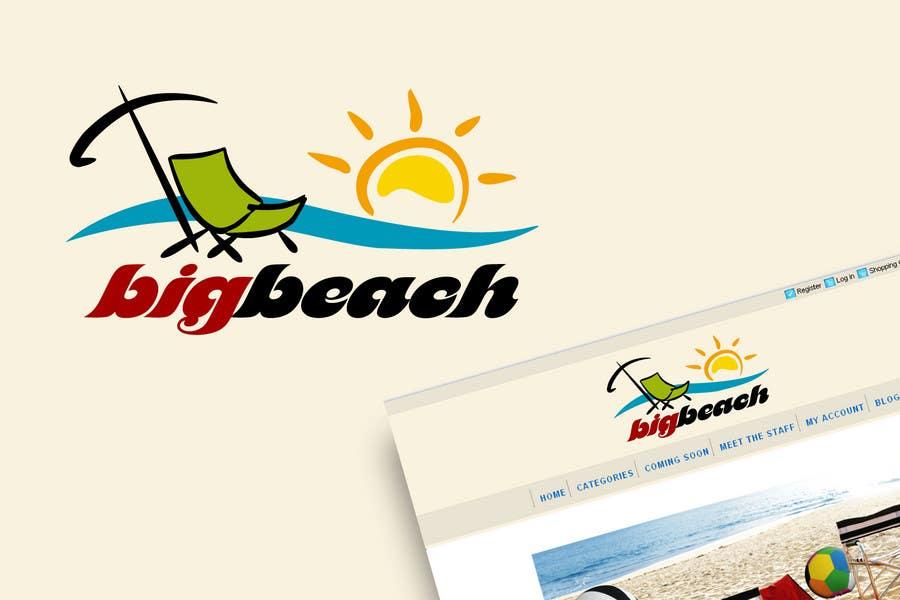 Contest Entry #76 for Logo Design for Big Beach