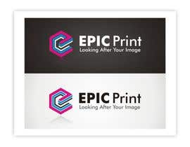 #331 for Graphic Design for Epic Print by madcganteng