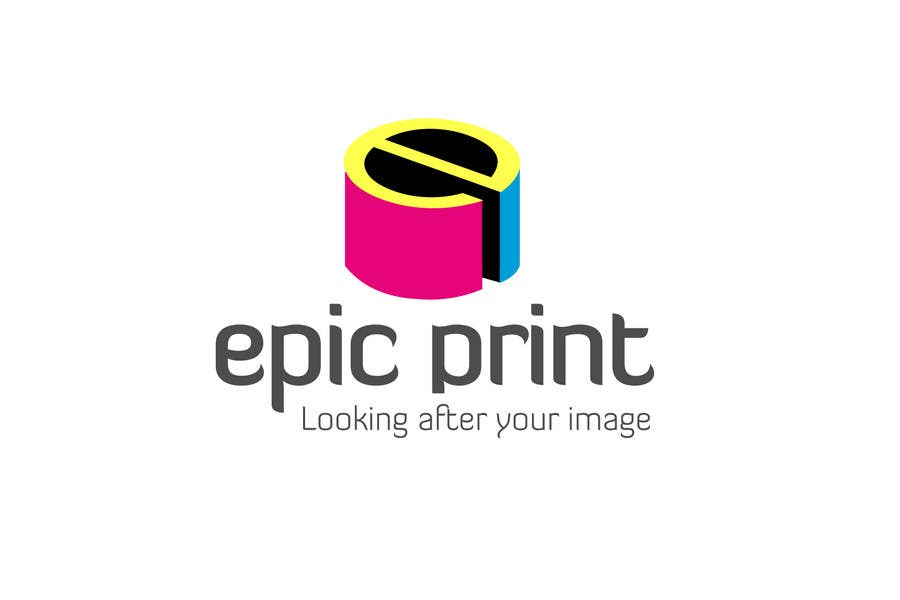 Contest Entry #55 for Graphic Design for Epic Print