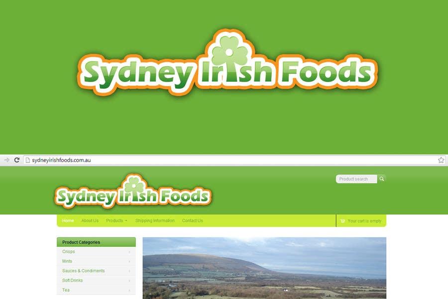 Bài tham dự cuộc thi #10 cho Design a Logo for Sydney Irish Foods