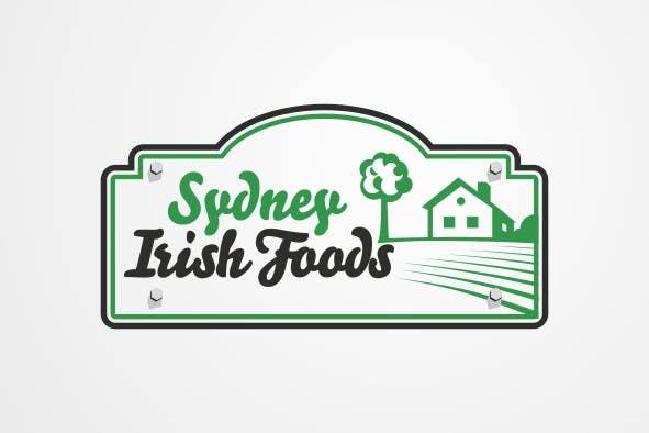 Bài tham dự cuộc thi #15 cho Design a Logo for Sydney Irish Foods