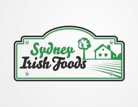 nº 15 pour Design a Logo for Sydney Irish Foods par dyv