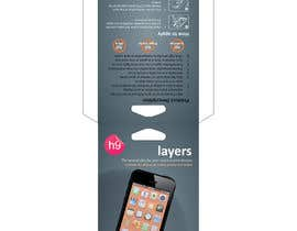 nº 8 pour Need Print and Packaging Designs for screen protector brand par CBDesigns101