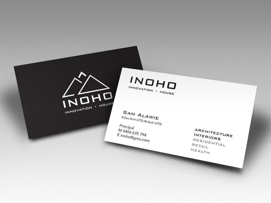 Entry #37 by angelacini for architect logo design - business cards ...