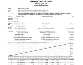 nº 9 pour Preprogrammed Metatrader MT4 Expert Advisors (for Private use) par blackyogurt