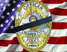 #2 para I need some Graphic Design for Draper PD por rumney