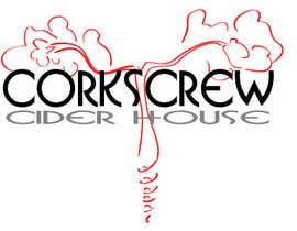 #10 para Design a Logo for Corkscrew Cider House por Corcosa
