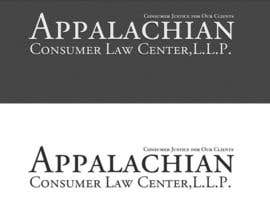 "#36 para Letterhead Design for Appalachian Consumer Law Center,L.L.P. / ""Consumer Justice for Our Clients"" por Ramss3s"
