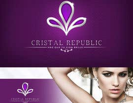 #50 cho Design a Logo for Crystal Jewelry bởi Victorrodriguezn